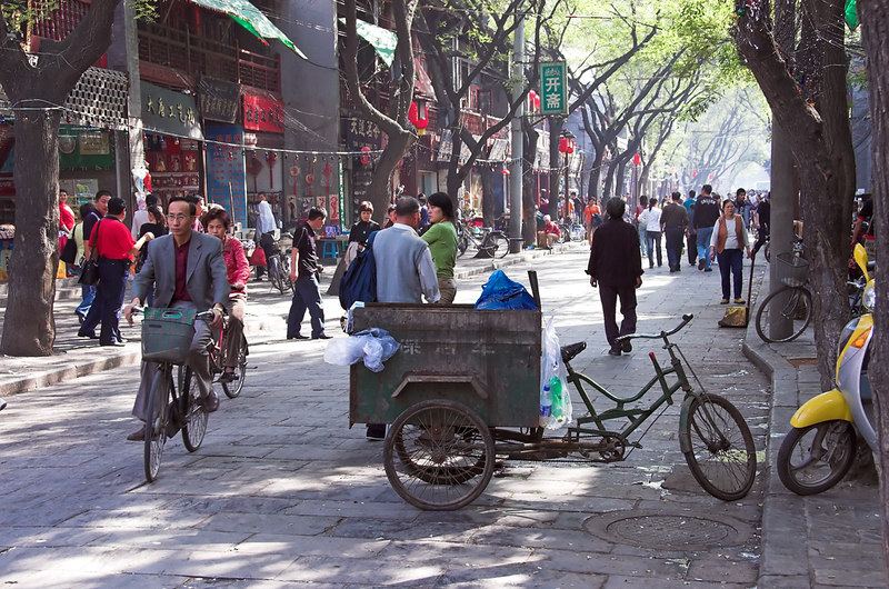 Market - Xian
