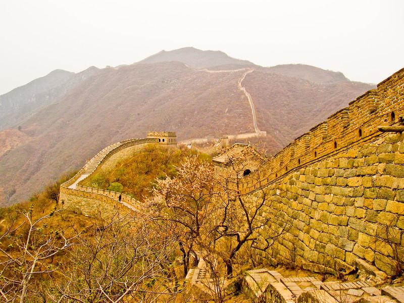 The Great Wall, Mutianyu