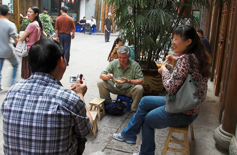 Chongqing - J.B., Angle & BigBen