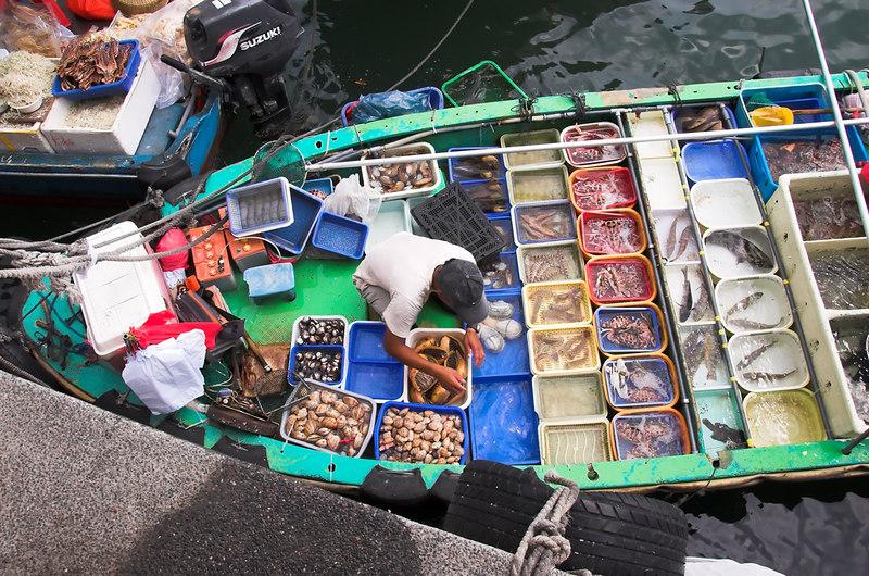 Sai Kung Fishing Village