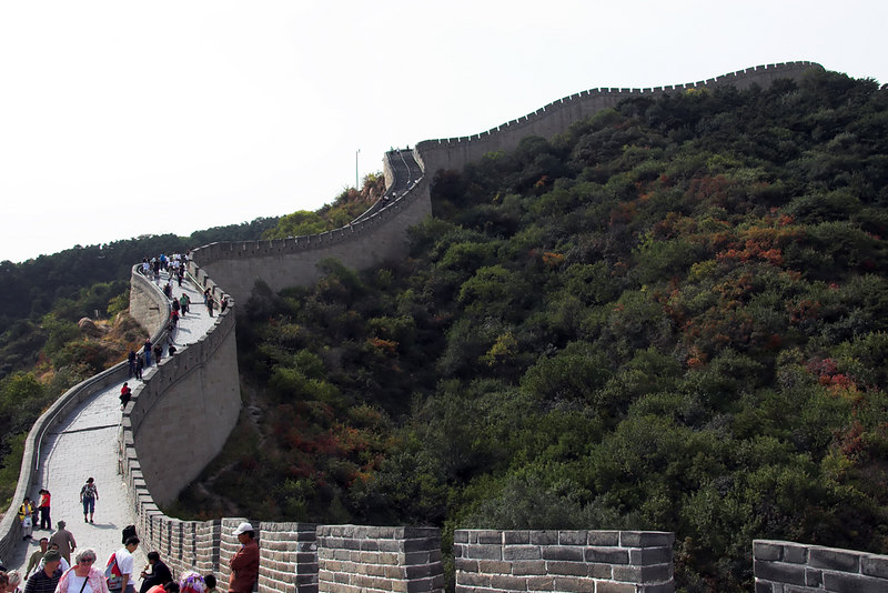 Great Wall - Badaing Hills