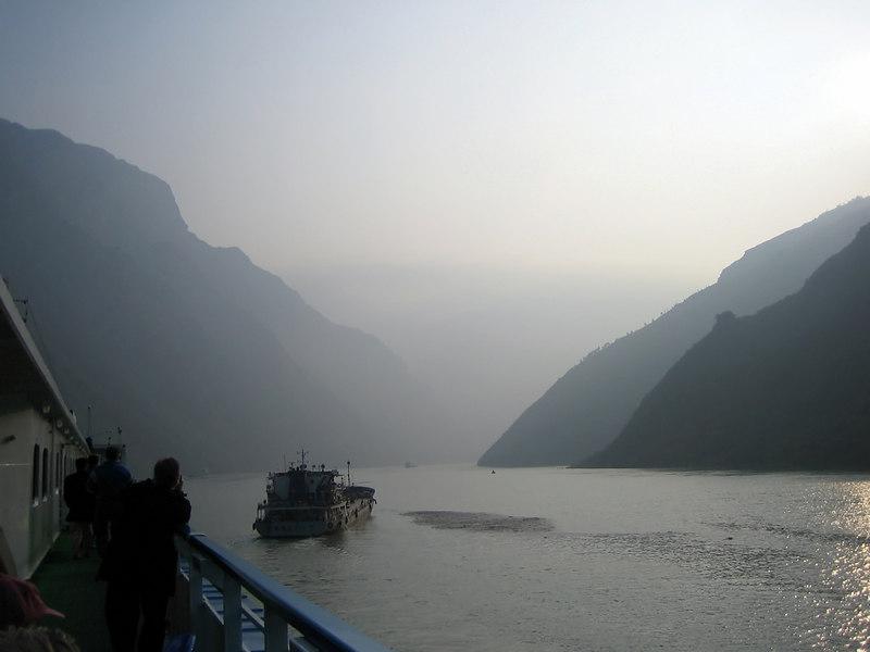 Badong - Yangtze Cruise