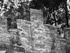 Sloping Bricks at the Ming Tombs, Outside Beijing, China
