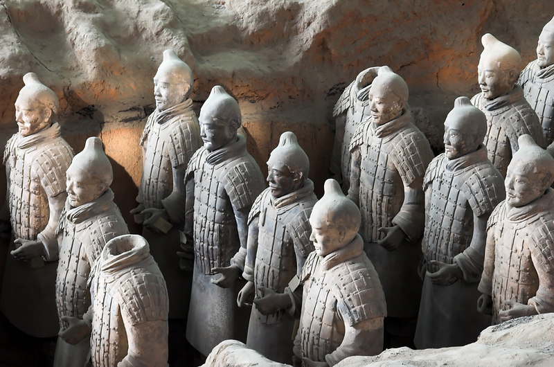 Terra Cotta Army - Xian