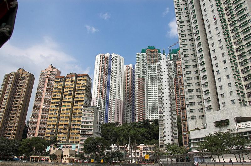 Government Housing - Hong Kong