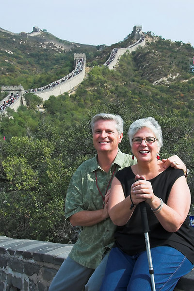 Great Wall - Badaing Hills