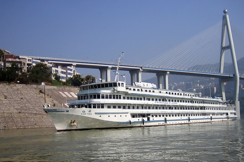 Princess Elaine - Yangtze Cruise