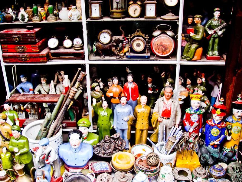 Trinkets, Shanghai