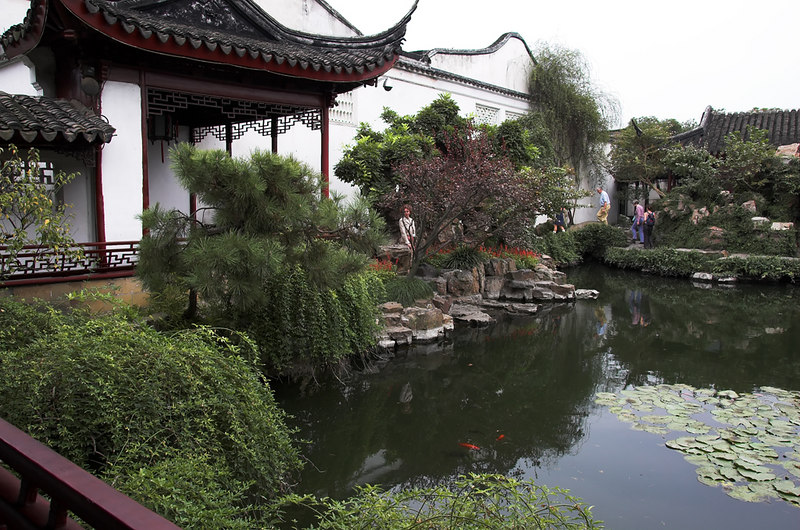 Wangshi Garden (Master of the Fishing Net) - built 1140
