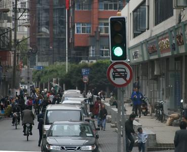 544_1422 Shanghai Traffic