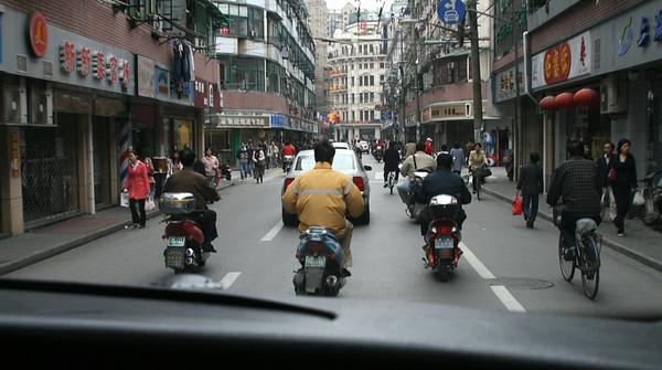 544_1441 MorningRushhour Shanghai