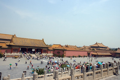 Forbidden City - Gate of Heavenly Purity