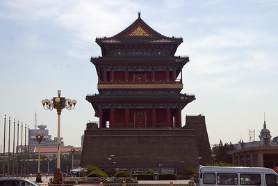 Tiananmen Square - Facing the Sun Gate
