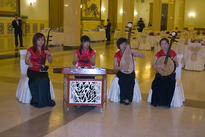 Musicians at the TAGLaw dinner