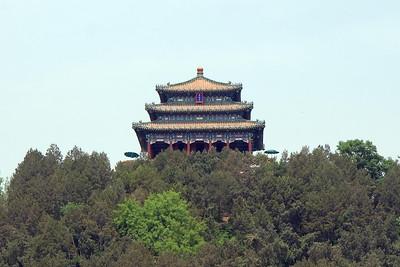 Jing Shan Park - Wancheng Pavilion