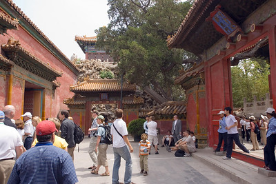 Forbidden City - Gate of Divine Prowess