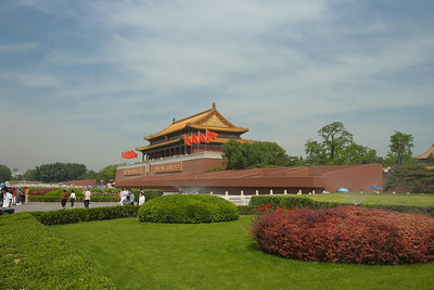 Forbidden City - Tiananmen