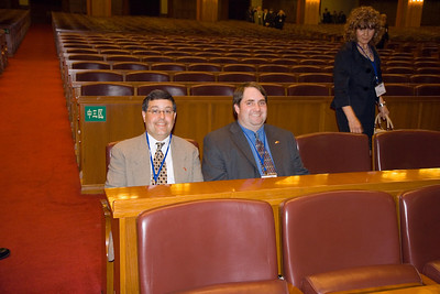 Great Hall of the People - Congress Hall - Chris and John