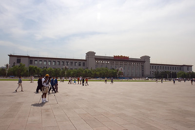 Tiananmen Square - China National Museum