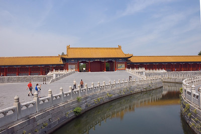 Forbidden City - Offices of the Imperial Secretariat and Golden Water