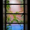 Window in hotel, Shanghai