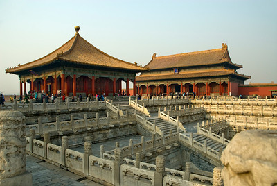 """The Forbidden City was the home to several Chinese Dynasties, and until recently, entry was forbidden to all foreigners and many Chinese. Of course, it is now a prime tourist attraction. The architecture is spectacular, even though crowded in the middle of the winter and the """"off season."""""""