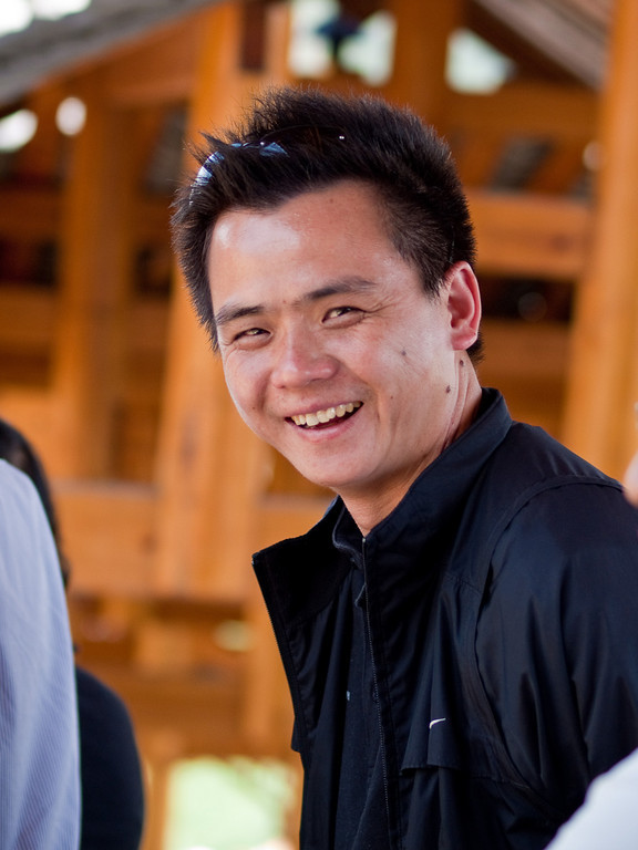 Mr Li, driver and so much more. He made our trip just that much better (unless you were sitting in the back of the van when the inevitable pothole found our wheels!)