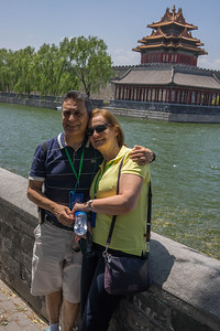 "Vicente and Maria Lucia (""MaLu"") Picarelli of Sao Paulo, Brazil"