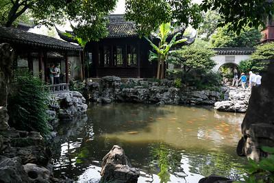 Rockery in Yu Garden