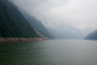 The mighty Yangtze River