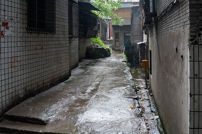 Fengdu - Back Alley