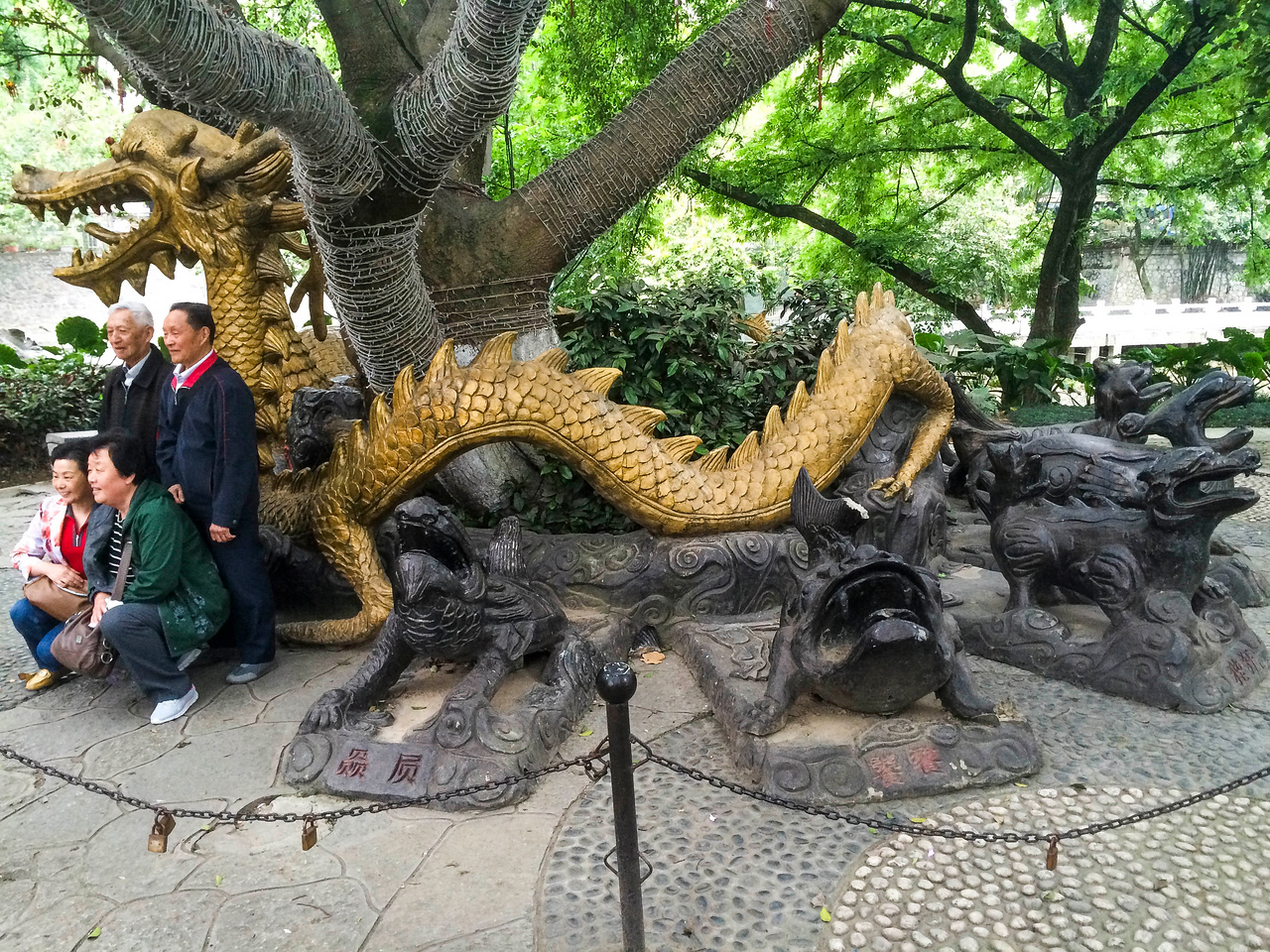 Dragon, Guilin
