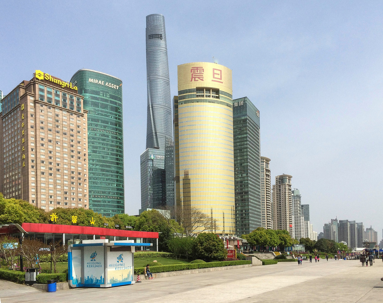 21st Century Shanghai