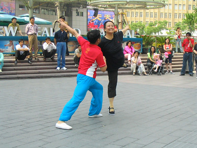 Street Dancers.