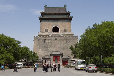 Beijing - Bell Tower.