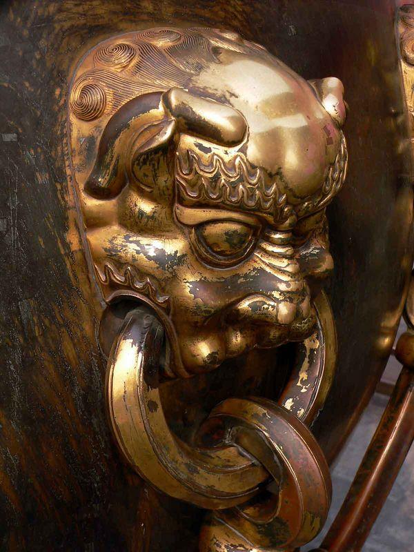 Tit-ring or door-knocker?