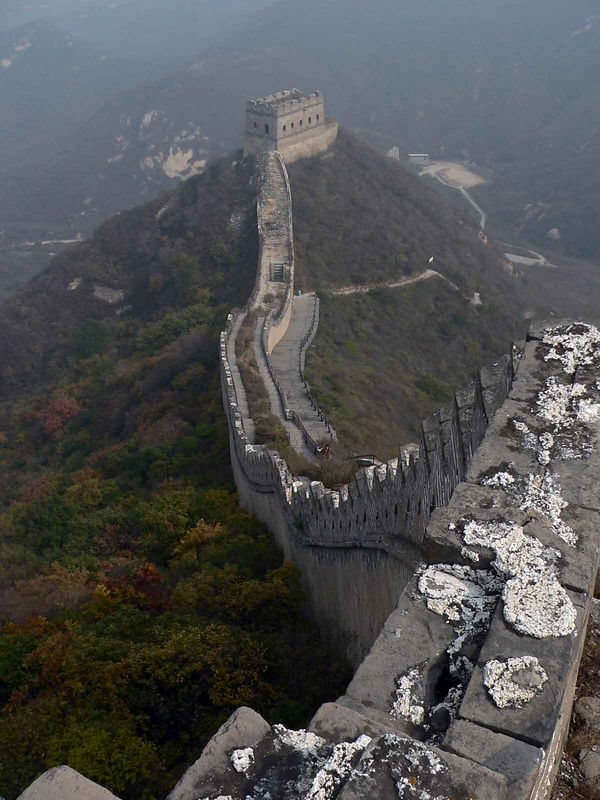 Spectacular!! The Wild Wall, Great Wall of China