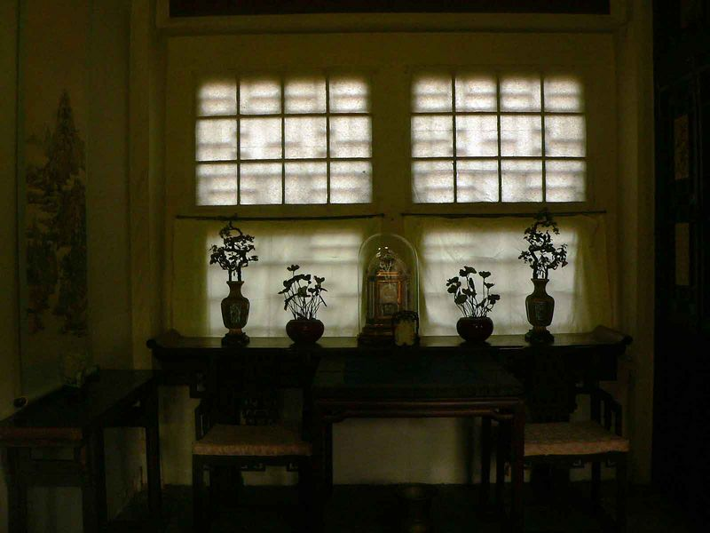 Palace Museum Beijing, The emporer's room