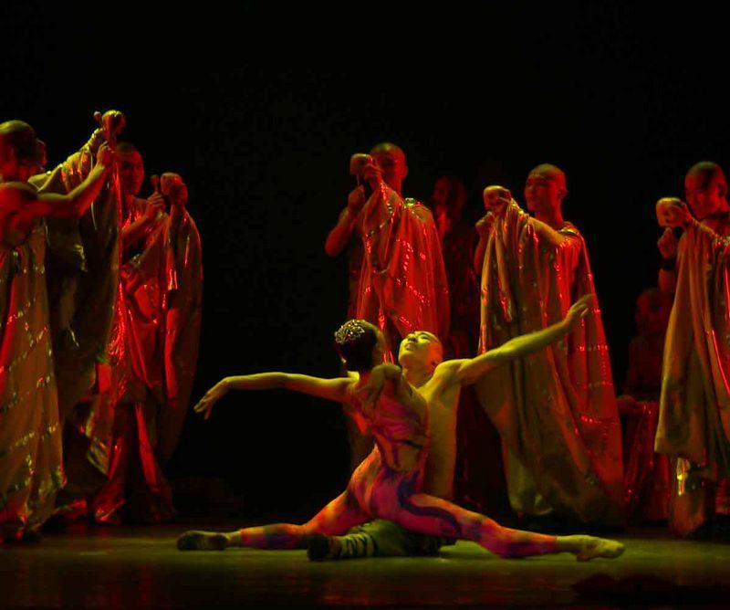 Legend of Kung Fu Show, Beijing