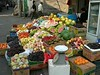 Fresh fruit stands are EVERYWHERE in China.
