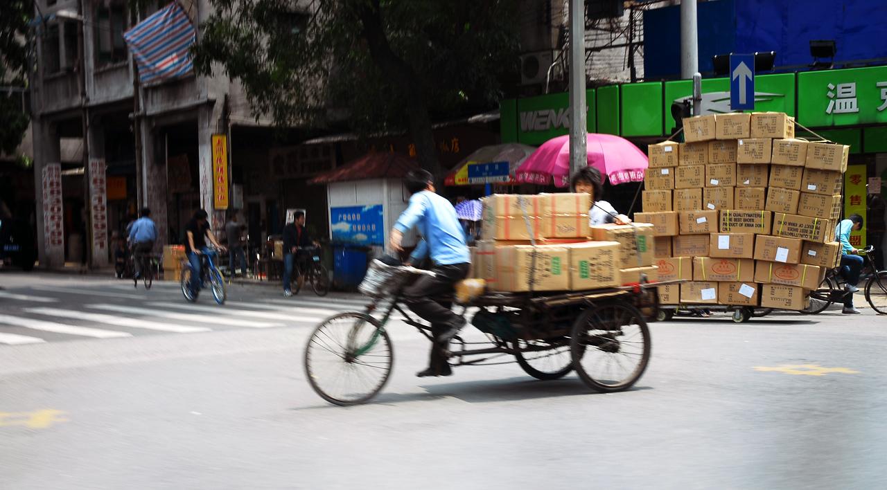 Morning Deliveries