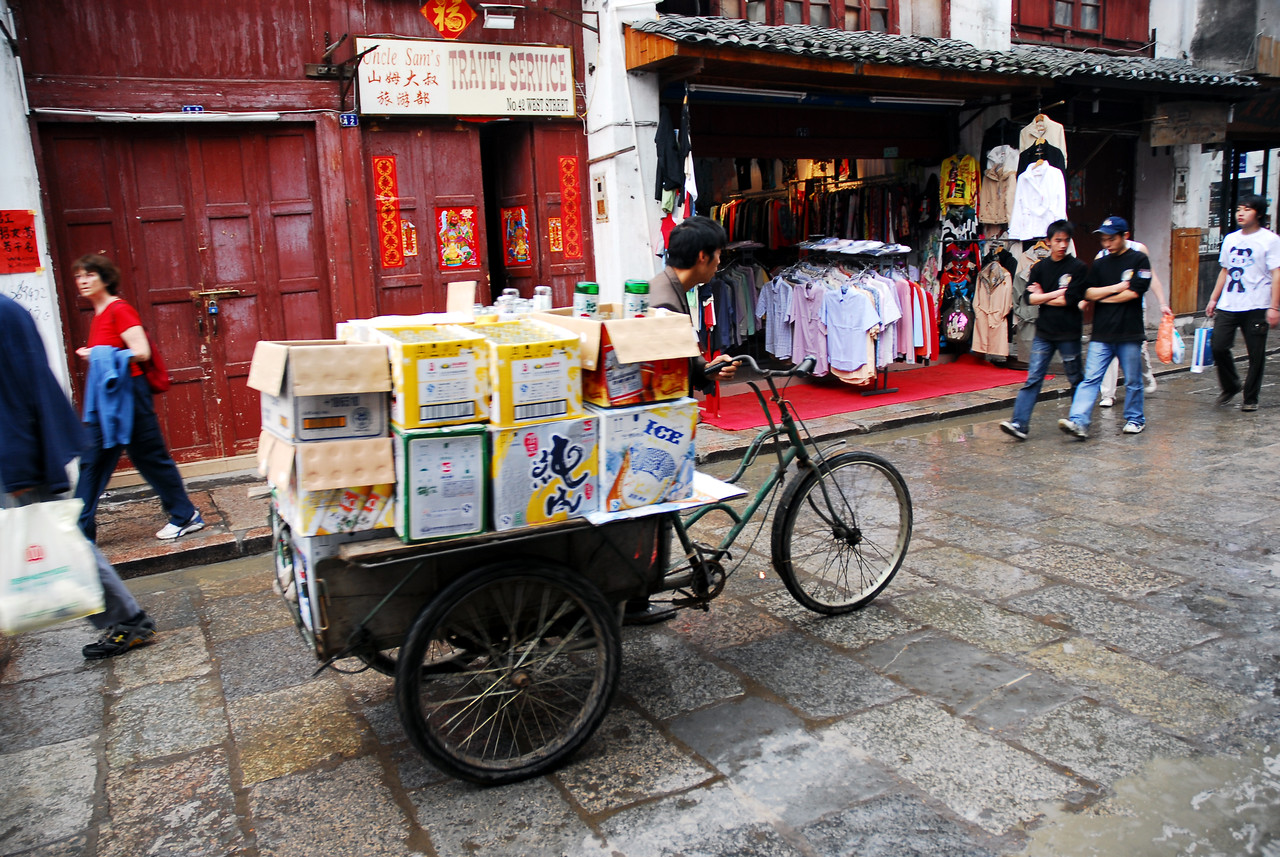 Morning Deliveries Yangzhou-2