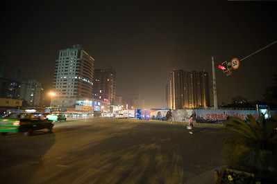 Chengdu by night