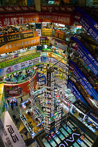 Computer City in Chengdu