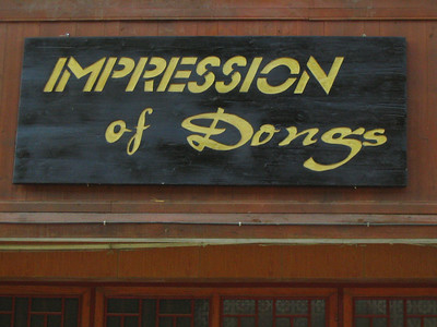 Impression of Dongs. he he he