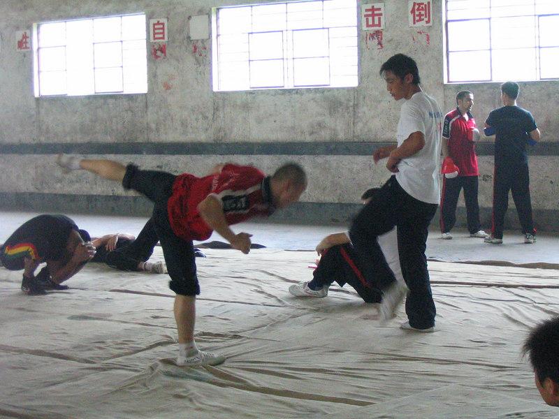 Our coaches / masters / si fu