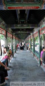 Summer Palace Garden breezeway – Beijing