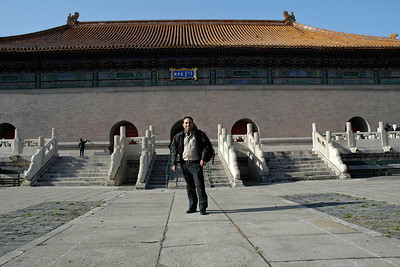 Suchit Nanda on the streets scene of Beijing, China.
