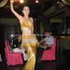 Dancer at the Indian Restaurant