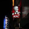 We saw more KFCs than McDonalds!